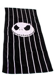 Nightmare Before Christmas - Jack Beach Towel
