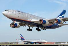 High quality photo of RA-96007 (CN: 74393201004) Aeroflot Ilyushin IL-96-300 by Svyatoslav