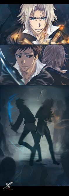 KH Reborn ~~ Together, they are invincible! :: Yamamoto Takeshi, Gokudera Hayato