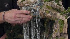 Model Waterfalls and Rapids - Model Scenery   Woodland Scenics