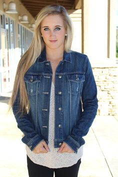 AOS Vintage Jean Jacket