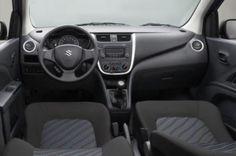 interior 2014 Suzuki Celerio