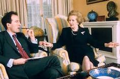 "Charles Moore, official biographer of Margaret Thatcher. The Iron Lady ""was only reviled in parts of the country which are less important."" - May she rust in peace."