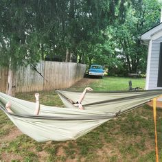 The perfect way to kick off summer #lazydays #hammocklife by @bertajo
