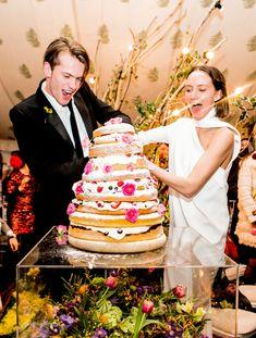 Rachel Chandler and Tom Guinness's wedding