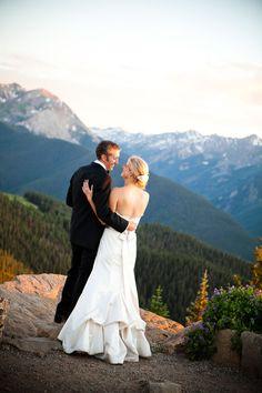 Liz and Elliott, The Little Nell, Aspen Wedding, Bluebird Productions