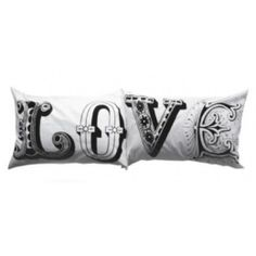 Love Pillow Cases #Wedding Gifts http://www.giftgenies.com/presents/love-pillow-cases-black