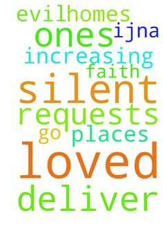 Lord, I pray silent requests. Deliver me, loved ones, - Lord, I pray silent requests. Deliver me, loved ones, homes amp; places we go from evil. Thank You for our increasing faith, IJNA. Posted at: https://prayerrequest.com/t/MVB #pray #prayer #request #prayerrequest