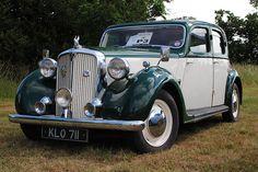 1949 Rover P3 by Mick Travis, via Flickr