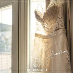 Lucrecia by Las Demiero : www.lasdemiero.com https://web.facebook.com/demiero/ #lasdemiero #bodas #novias #vestidodenovia #vestidossirena #vestidosbordados #casamientos #noviavintage