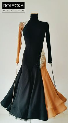 Ballroom dress Rolecka Design