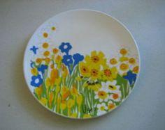 mikasa stoneware field flower pattern - Google Search