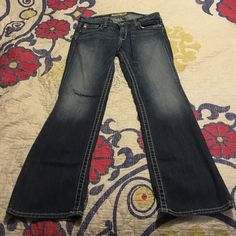 Big Star Jeans; Boot Cut; Size 32 No tags, but never warn, just too big! Size 32, Big Star Jeans Big Star Jeans Boot Cut