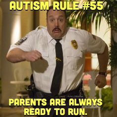 "This is the next installment of ""Autism Rules"" chronicling the shared experiences many of us may face. Hopefully you can relate to some of these ""rules"" illustrated by scene… Autism Learning, Autism Sensory, Autism Parenting, Autism Activities, Autism Humor, Autism Quotes, Down Syndrome And Autism, Living With Autism"
