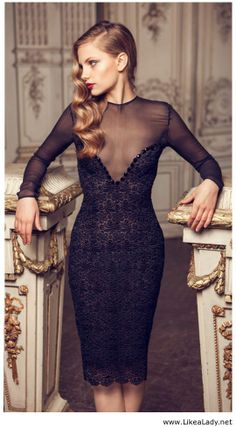 Fabulous dress for a dinner party