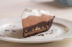 Triple-Layer Mud Pie Recipe - Kraft Recipes