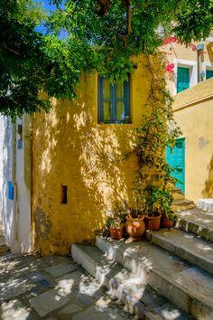 Syros Island, Greece   by Ioannisdg