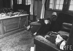 The Leipzig Suicides, April 1945, Margaret Bourke-White,