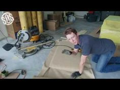 How to Build DIY Acoustic Absorption Panels - YouTube