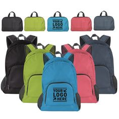 Personality Luminous Backpack High Quality Oxford Cloth Adult Outdoor Travel Put Computer Cell Phone Backpacks Cute Cartoon Can Be Repeatedly Remolded. Camping & Hiking