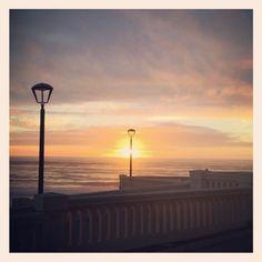 Sunset @ Foz do Douro.