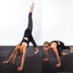The Best Yoga Moves For Flat Abs