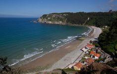 Playa de la Concha de Artedo #Cudillero #playa #beach #Asturias #ParaísoNatural #NaturalParadise #Spain