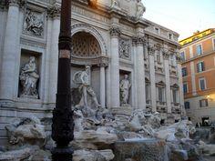Fontana de Trevi. Nicola Salvi. 1732-1762. Roma. Italia.