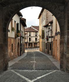 Covarrubias, singular villa medieval