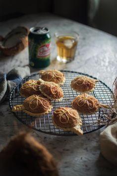 Doces de espécie - coconut cookies that are unique to Alcântara in Brazil…