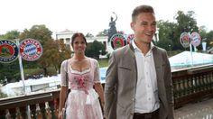 FC Bayern: Joshua Kimmich holt seine Freundin Lina nach München | FC Bayern