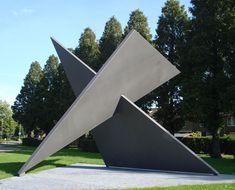 Resultado de imagen para escultura geometrica abstracta