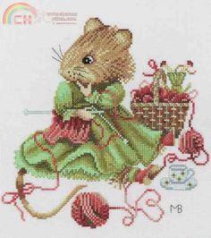 `mice n string
