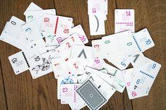 Jak nauczyć dziecko dodawania i odejmowania w głowie? Karty matematyczne Grabowskiego! Playing Cards, Education, Games, Diy, Therapy, Projects, Bricolage, Playing Card Games, Gaming