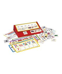 Take a look at this Math Readiness Center Activity Set on zulily today!