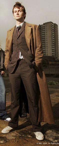 #10 de Doctor Who,mon docteur préféré, joué par David Tennant. Qui est le votre ? http://dedale-d-idees.blogspot.fr/2014/05/doctor-who.html