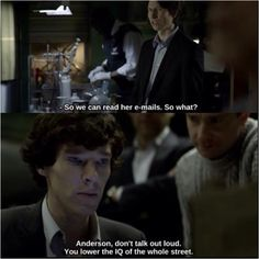 Haha, best line ever!