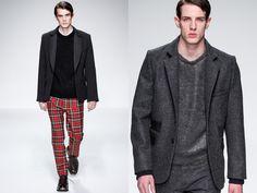 Lou Dalton FW 2014   Milano Fashion Week Man   Moda Preview International