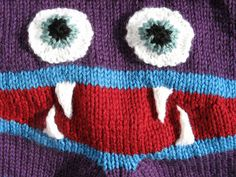 1320 Monster Bum Longies by WoofBC, via Flickr