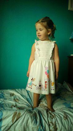 KaatjeNaaisels: First summer dress...