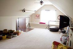 Studio Tour with Melissa DeVoe Photography - NewbornPhotography.com