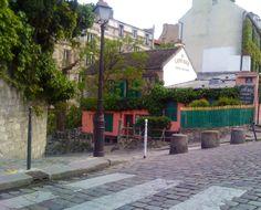 Le Lapin Agile Paris Montmartre  France