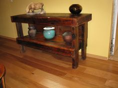 Barn Wood Projects There are plenty of useful hints for your woodworking ventures at http://www.woodesigner.net