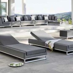 Unique Patio Furniture Interior Design 54 New Ideas All Modern Furniture, Contemporary Living Room Furniture, Patio Furniture Sets, Deco Furniture, Furniture Design, Wicker Furniture, Garden Furniture, Outdoor Furniture Inspiration, Leather Dining Room Chairs