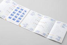 A Wondrous Climb leaflet. Design by Stephan Lerou. #leaflet #print #eenwonderlijkeklim #JB500 #jheronimusbosch #jeroenbosch #saintjohn #cathedral #awondrousclimb