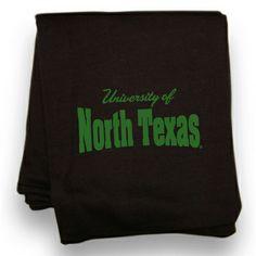 Sweatshirt Blanket from MV Sport University Of North Texas, Blanket, Sweatshirts, Sports, Hs Sports, Trainers, Blankets, Sweatshirt, Cover
