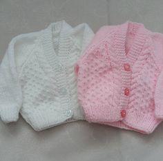 7596f73ba Knitting Pattern No.01 Micro Preemie - 3 Month Classic Raglan Round ...