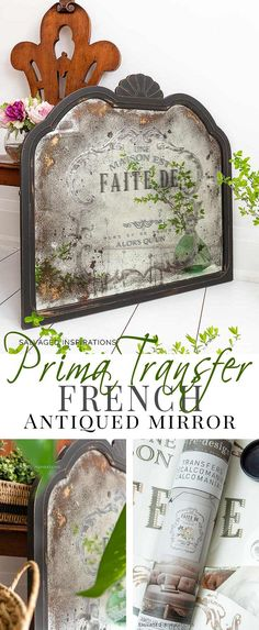 26 Best Antiqued Mirror Images In 2019 Interior House