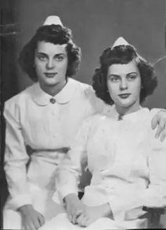 Twin RNs - 1940's.