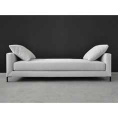 Contemporary Bed from Niedermaier Bench Furniture, Lounge Sofa, Ottoman Bench, Sofa Chair, Furniture Design, Couch, Bed Sheet Sets, Living Room Sofa, Sofa Design
